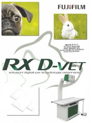 Brochure Fujifilm RX D-VET